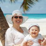 В отпуск с малышом: полезные рекомендации