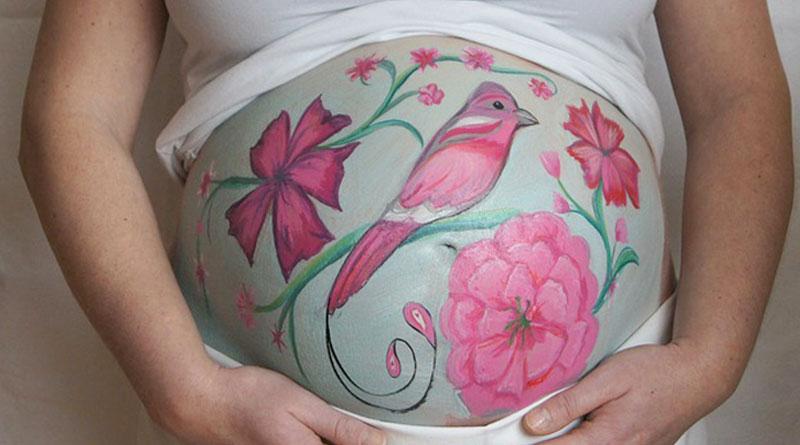 21 неделя беременности