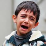Истерики у ребенка: как с ними бороться?