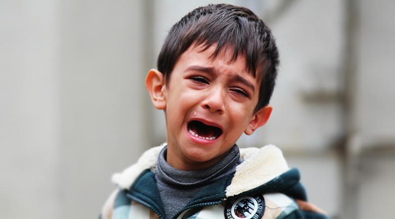 Истерики у ребенка как с ними бороться