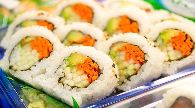 Суши для детей