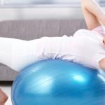 Упражнения для живота при диастазе и после кесарева