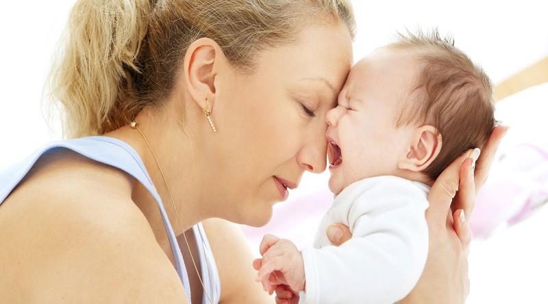 тревоги молодых мам