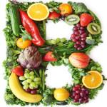 В чем содержится витамин В
