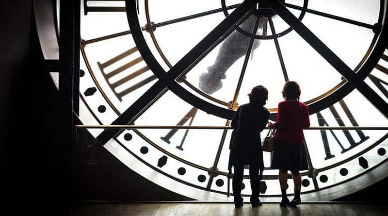 учим ребенка ценить время