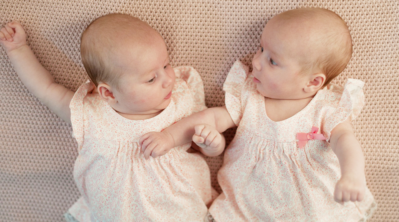 Как забеременеть двойней или близнецами