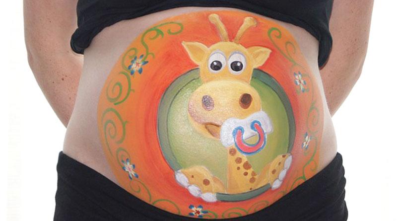 8 месяц беременности
