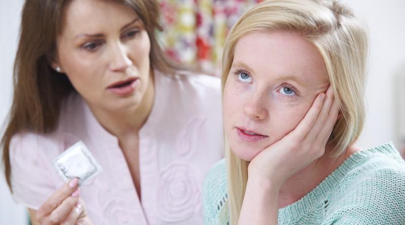 Как поговорить с ребенком на деликатную тему