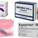 Лекарства от варикоза вен на ногах