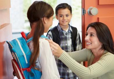 Как без стресса собирать ребенка в школу каждый день