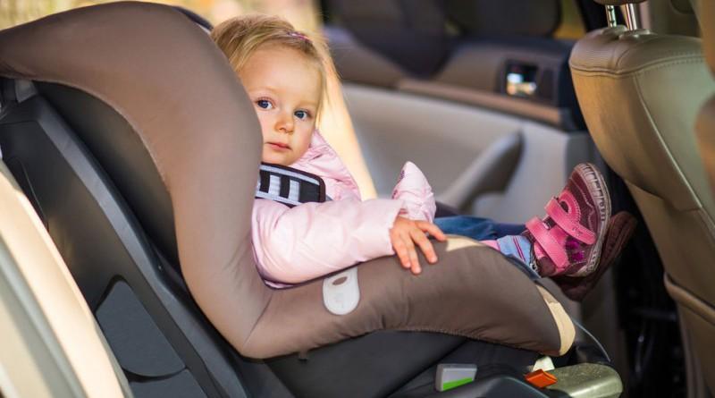 С 1 января упростится перевозка детей в автомобильном транспорте